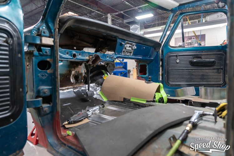 70 Ford F100 - Build Photos-205