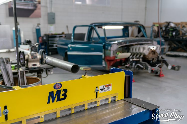 70 Ford F100 - Build Photos-209