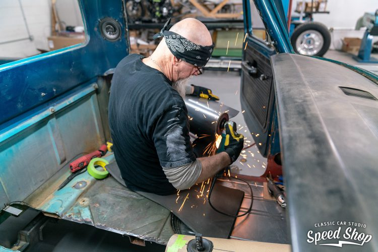 70 Ford F100 - Build Photos-211