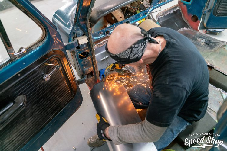 70 Ford F100 - Build Photos-213