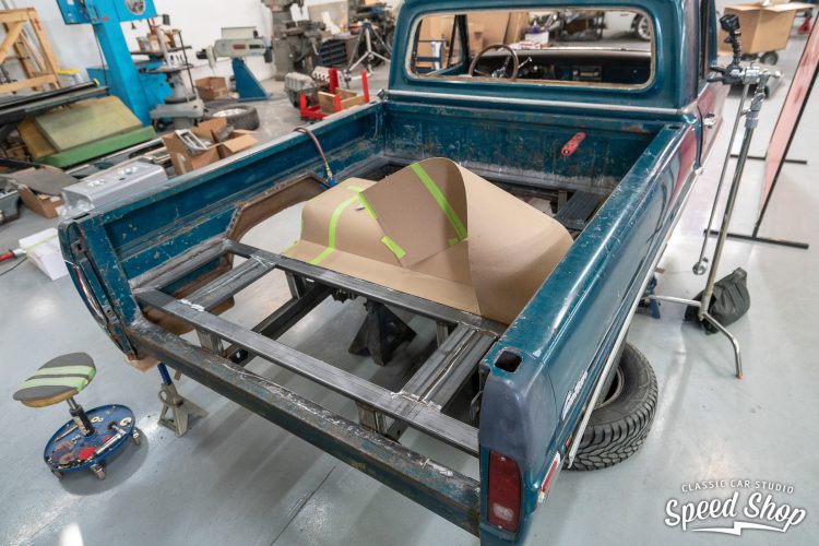 70 Ford F100 - Build Photos-223