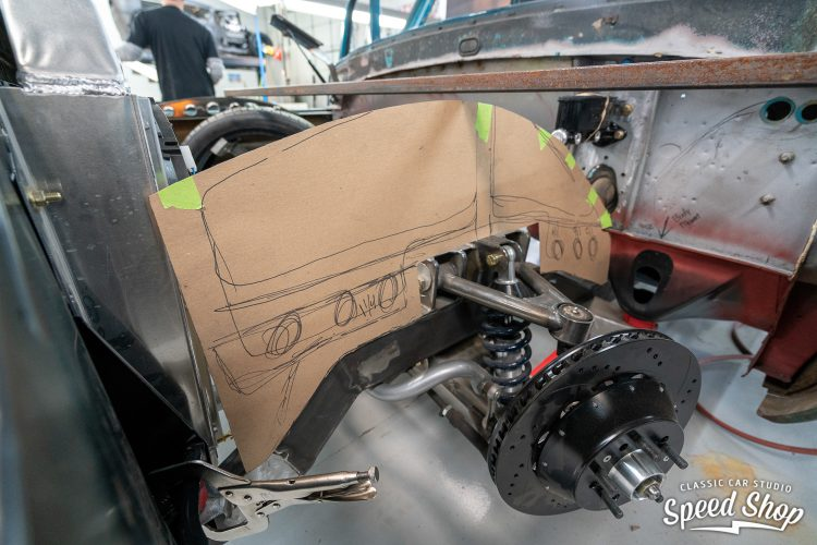 70 Ford F100 - Build Photos-268
