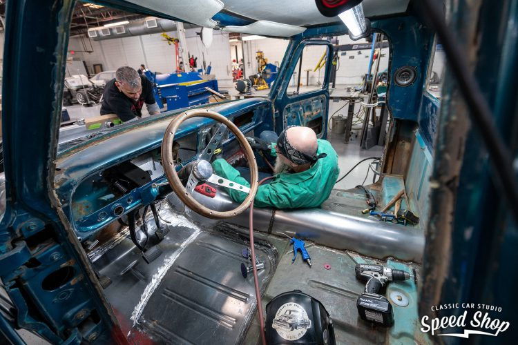 70 Ford F100 - Build Photos-273