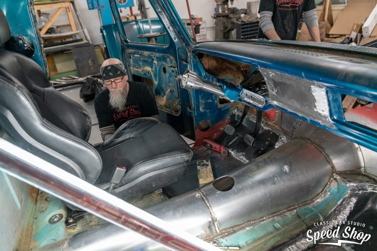 70 Ford F100 - Build Photos-279