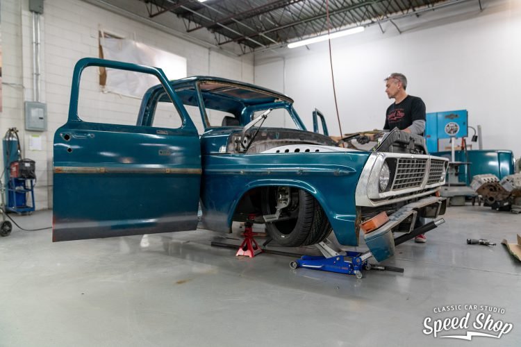 70 Ford F100 - Build Photos-280