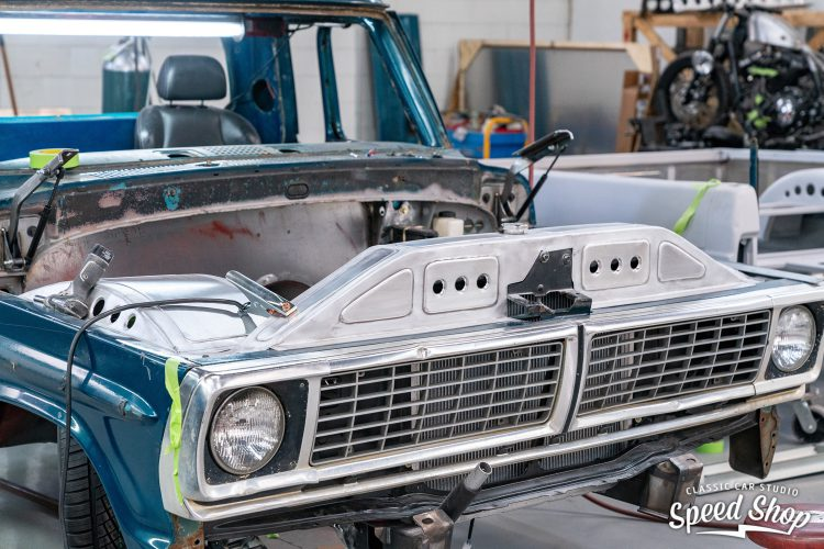 70 Ford F100 - Build Photos-288