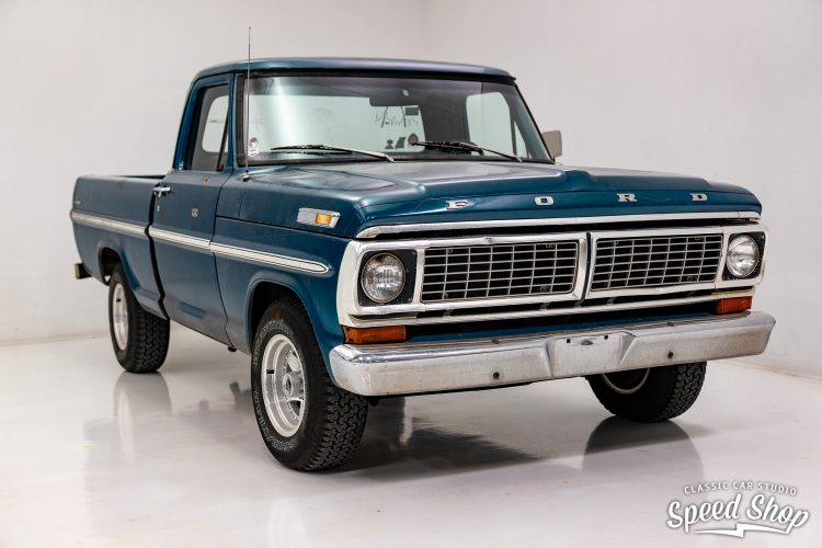 70 Ford F100 - Build Photos-3