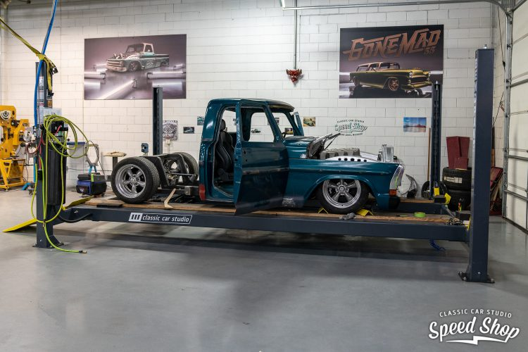 70 Ford F100 - Build Photos-306