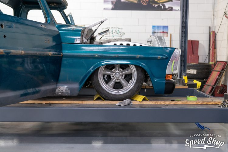 70 Ford F100 - Build Photos-307