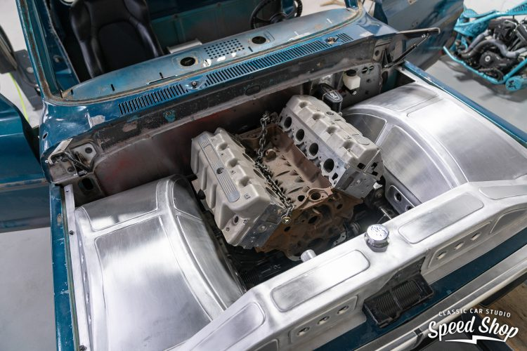 70 Ford F100 - Build Photos-310