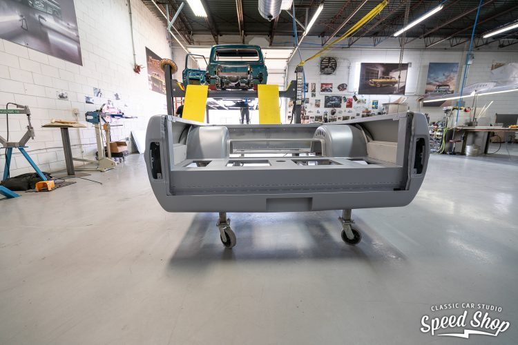 70 Ford F100 - Build Photos-374