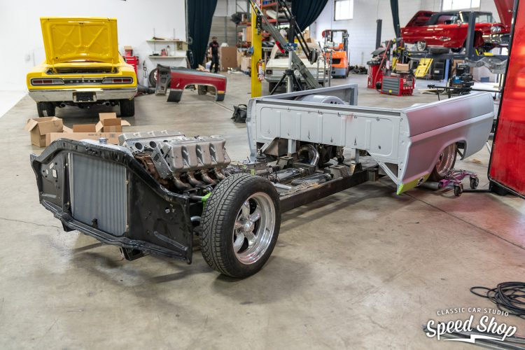 70 Ford F100 - Build Photos-382