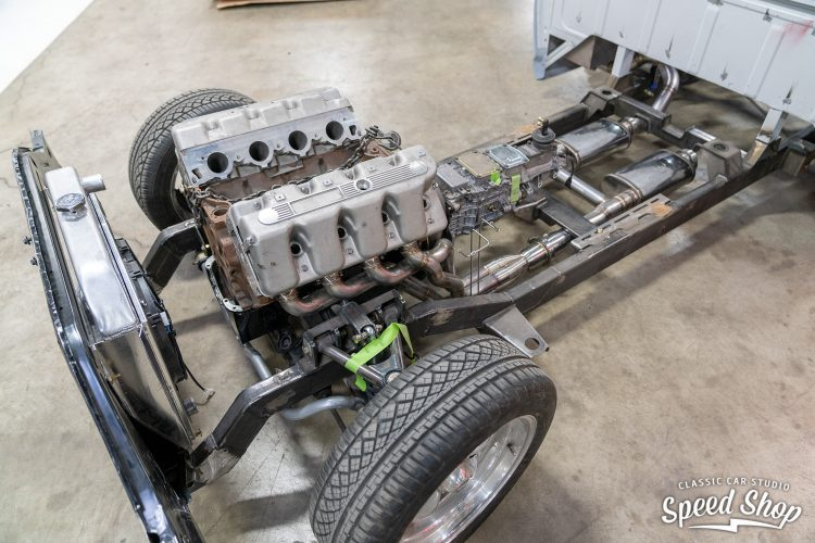 70 Ford F100 - Build Photos-383