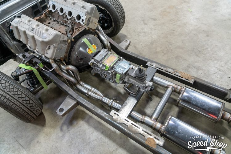 70 Ford F100 - Build Photos-384