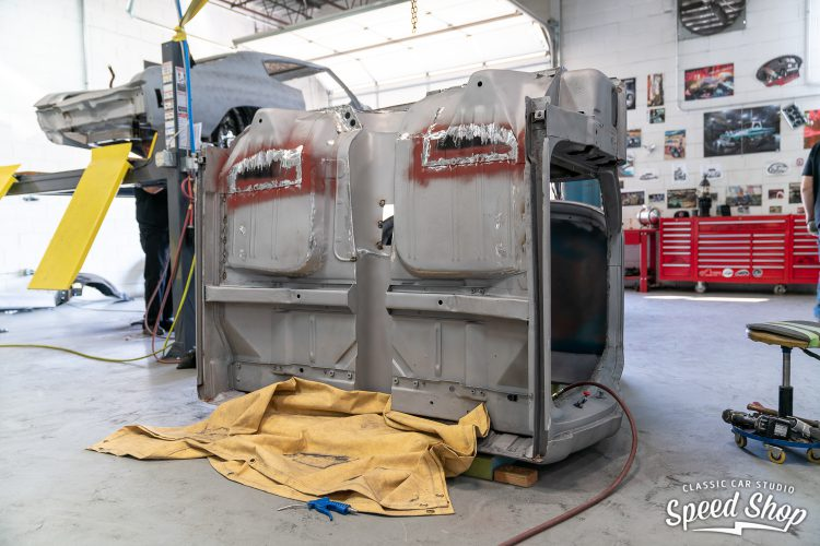 70 Ford F100 - Build Photos-395