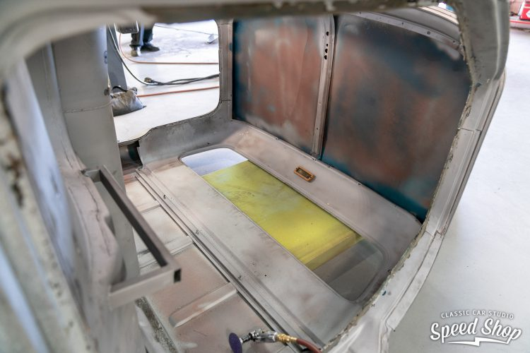 70 Ford F100 - Build Photos-397