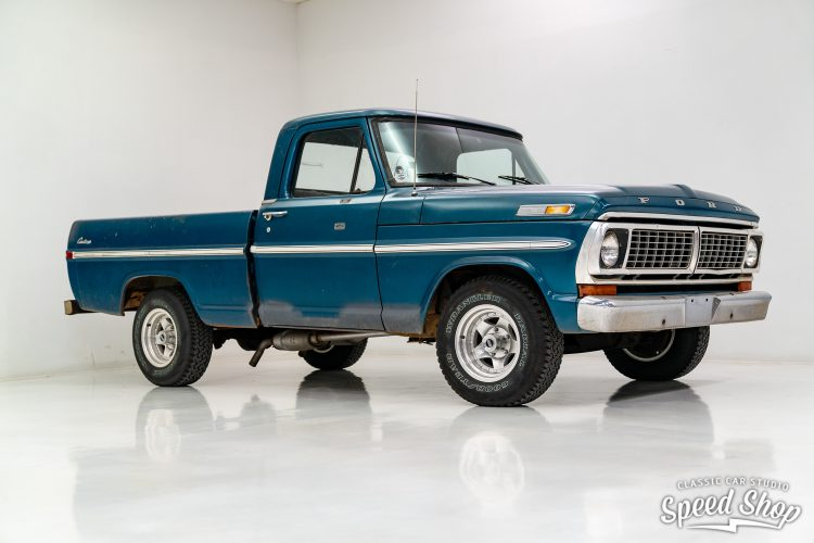 70 Ford F100 - Build Photos-4