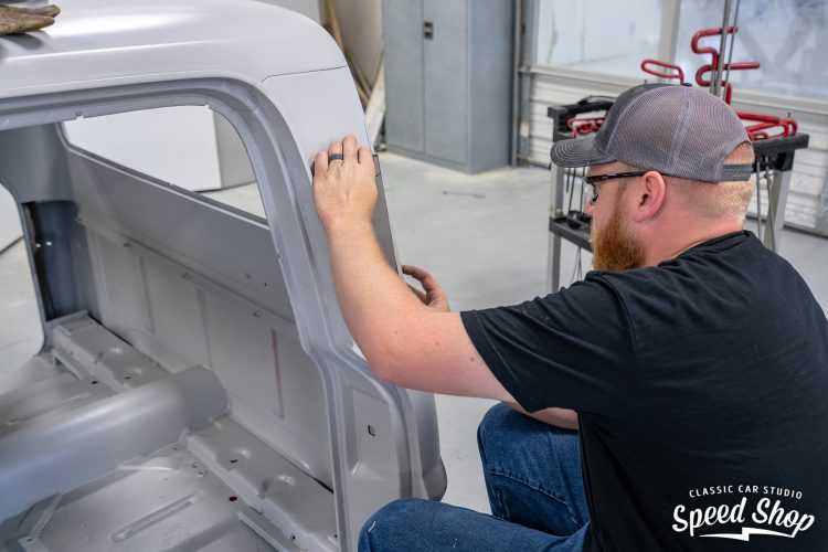 70 Ford F100 - Build Photos-407