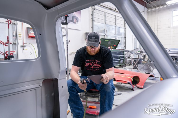 70 Ford F100 - Build Photos-409