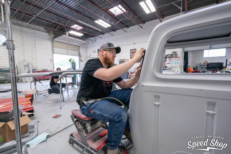 70 Ford F100 - Build Photos-412
