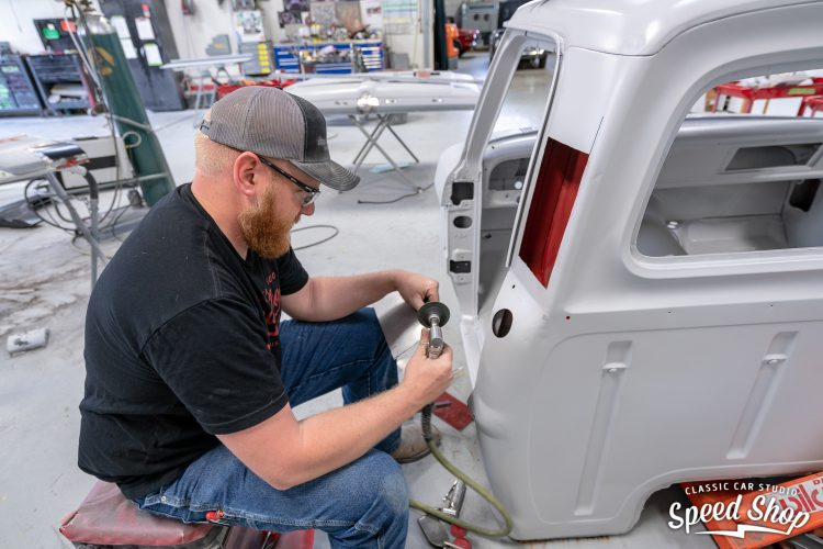 70 Ford F100 - Build Photos-413