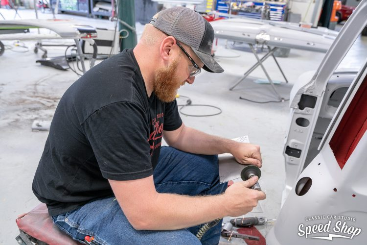 70 Ford F100 - Build Photos-414