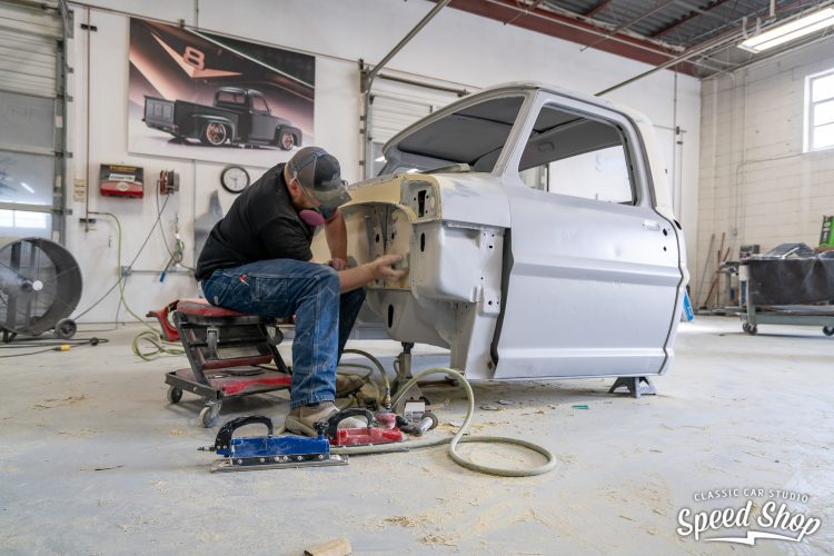 70 Ford F100 - Build Photos-429
