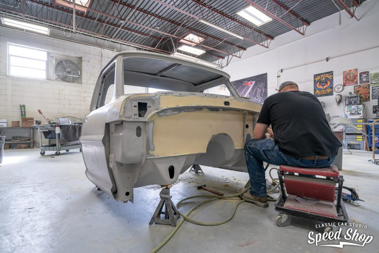 70 Ford F100 - Build Photos-431