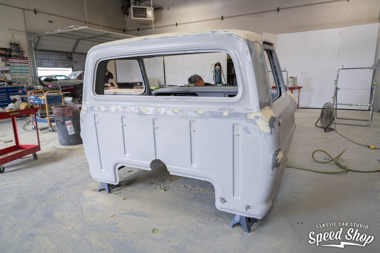 70 Ford F100 - Build Photos-432