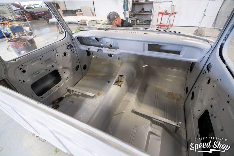 70 Ford F100 - Build Photos-433