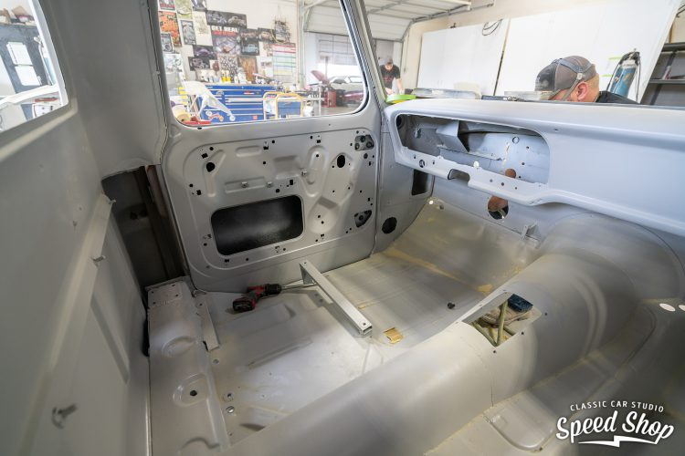 70 Ford F100 - Build Photos-434