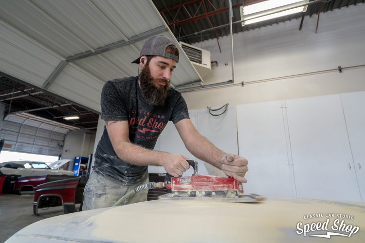 70 Ford F100 - Build Photos-438