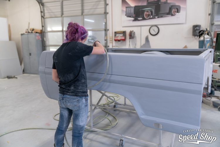 70 Ford F100 - Build Photos-443