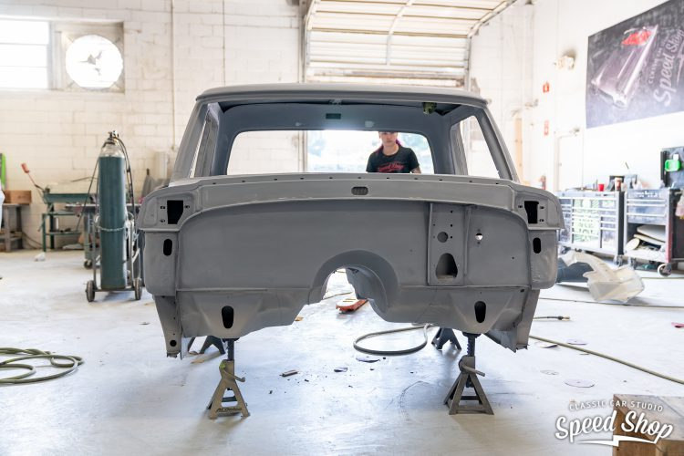 70 Ford F100 - Build Photos-447