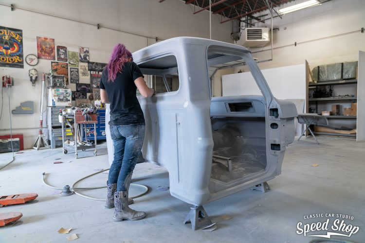 70 Ford F100 - Build Photos-449