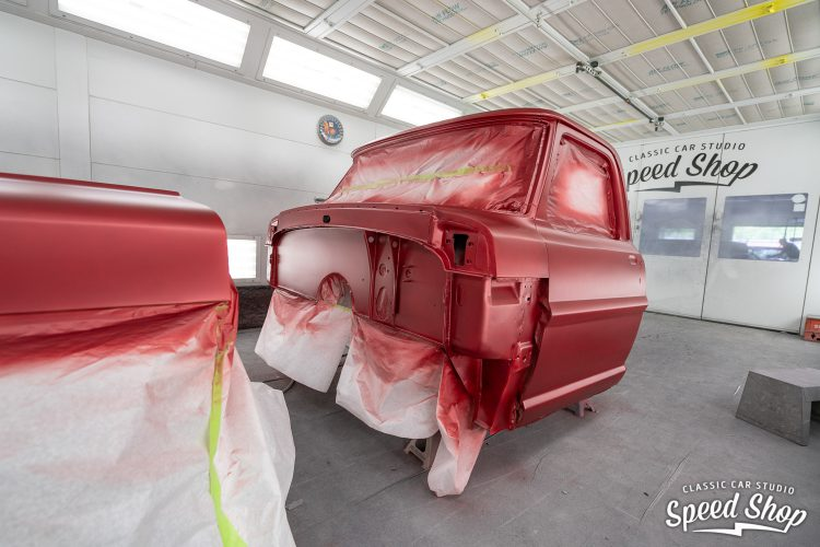 70 Ford F100 - Build Photos-497
