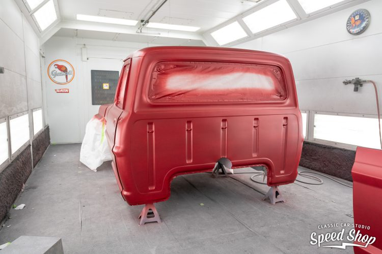 70 Ford F100 - Build Photos-500