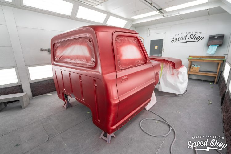 70 Ford F100 - Build Photos-502