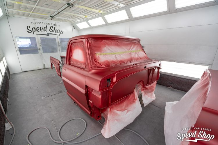 70 Ford F100 - Build Photos-503