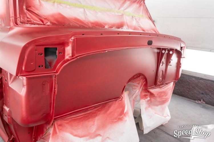 70 Ford F100 - Build Photos-505