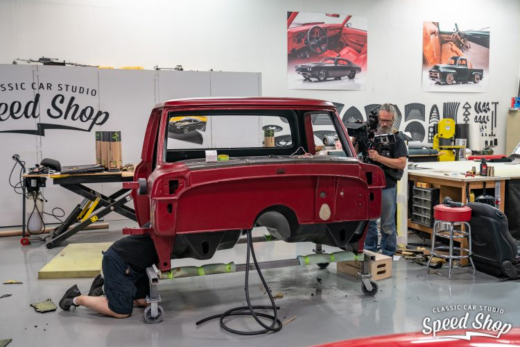 70 Ford F100 - Build Photos-507