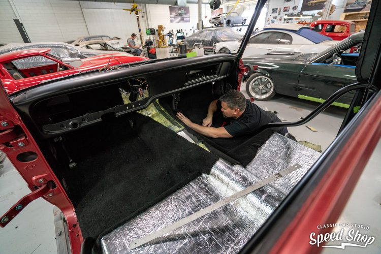 70 Ford F100 - Build Photos-512