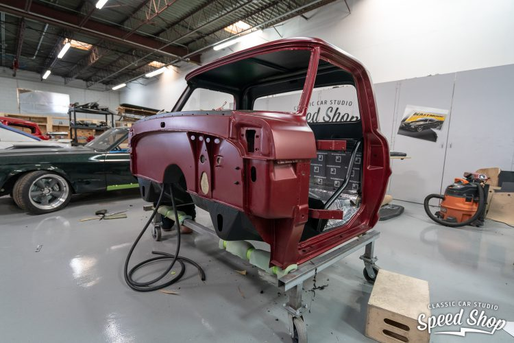70 Ford F100 - Build Photos-516