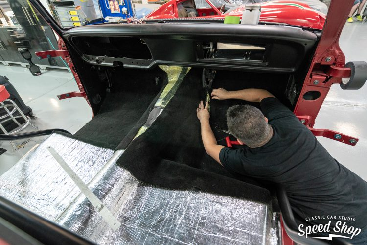 70 Ford F100 - Build Photos-517