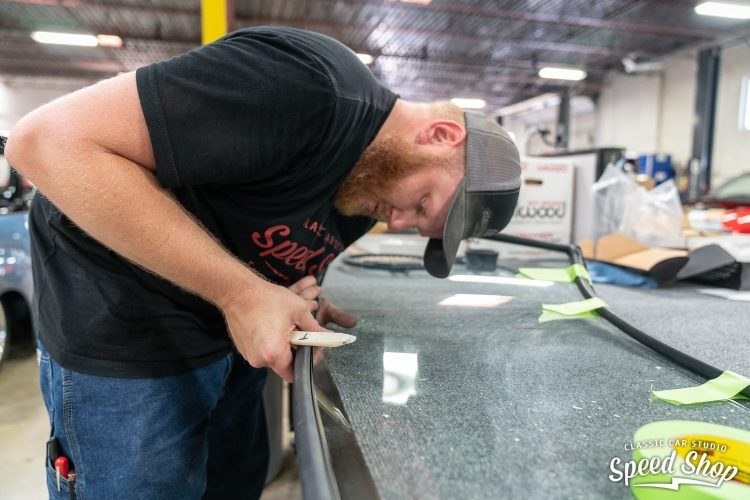 70 Ford F100 - Build Photos-552