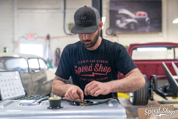 70 Ford F100 - Build Photos-553