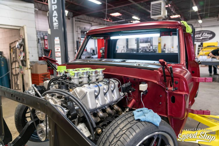 70 Ford F100 - Build Photos-559