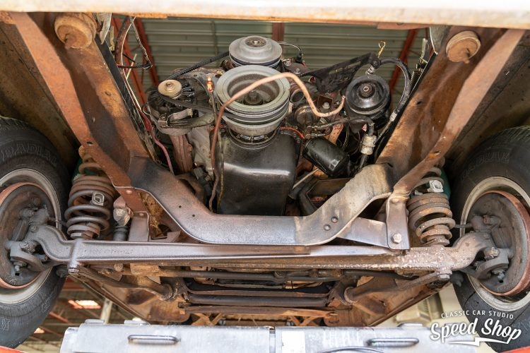 70 Ford F100 - Build Photos-56