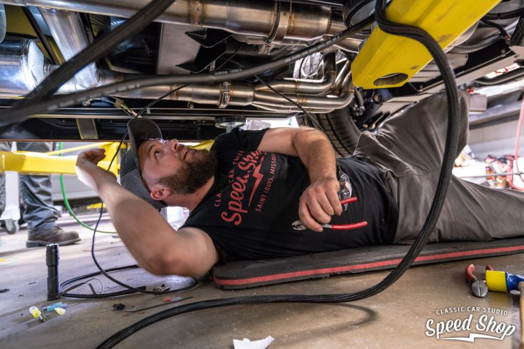 70 Ford F100 - Build Photos-571