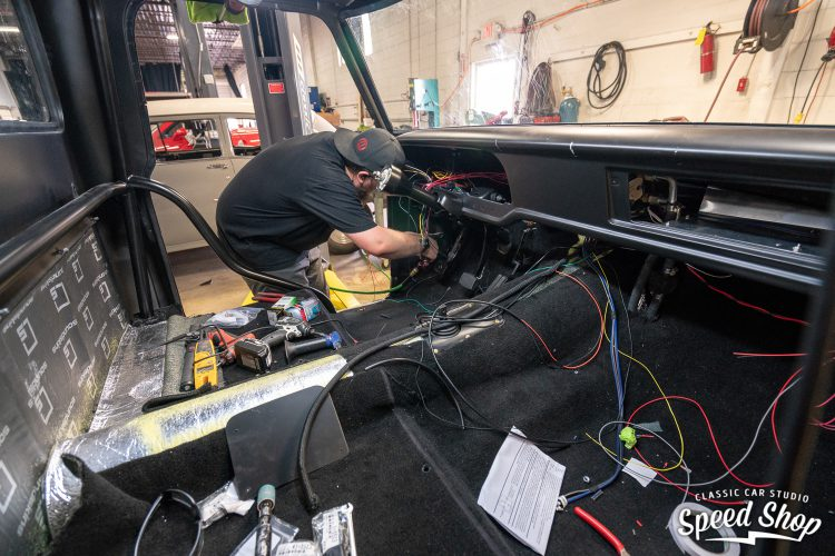 70 Ford F100 - Build Photos-573